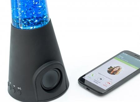 Lampa lava cu difuzor si microfon5