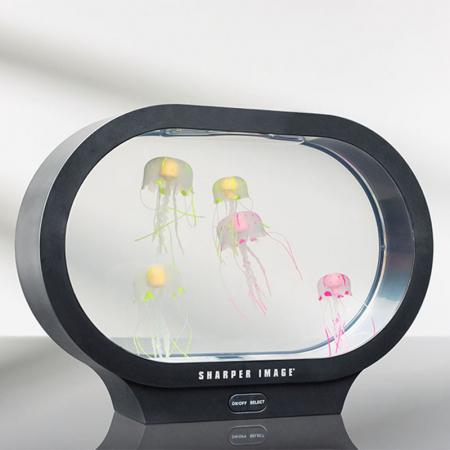 Lampa ovala cu meduze0
