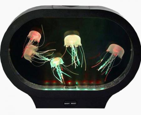 Lampa ovala cu meduze3