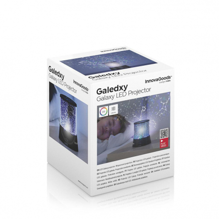 Lampa proiector led Cer galactic [8]