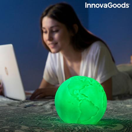 Lampa Terra 3D, 16 culori [6]