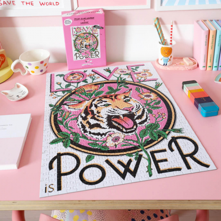 Love is Power, Puzzle Editie Artistica, 500 piese0