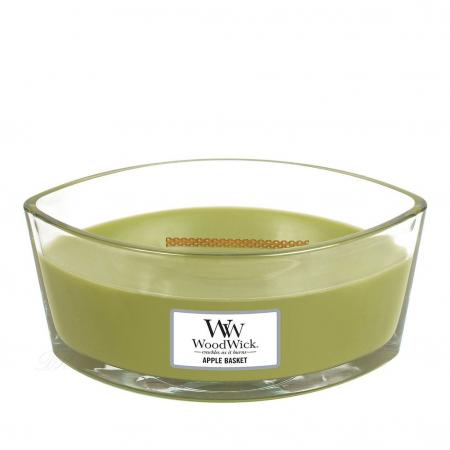 Lumanare parfumata Woodwick ellipse apple basket1