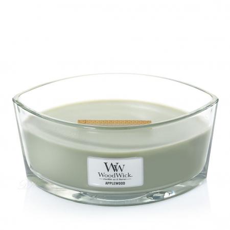 Lumanare parfumata Woodwick ellipse applewood1