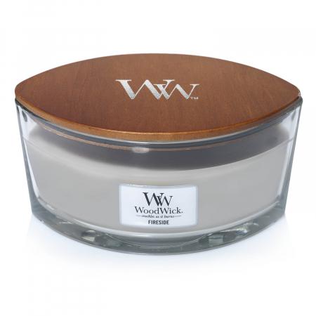 Lumanare parfumata Woodwick ellipse fireside4