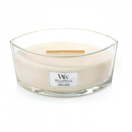 Lumanare parfumata Woodwick ellipse vanilla bean1