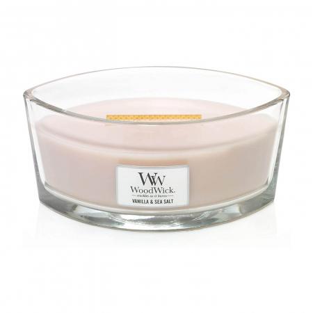 Lumanare parfumata Woodwick ellipse vanilla sea salt1
