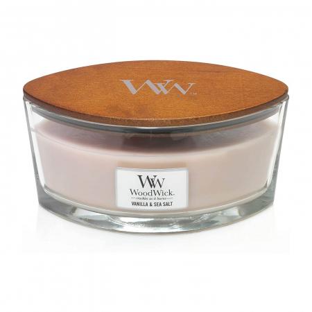 Lumanare parfumata Woodwick ellipse vanilla sea salt2