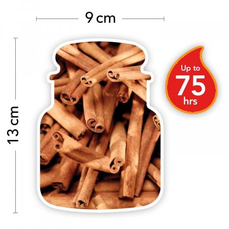 Lumanare parfumata Yankee Candle cinnamon stick Borcan mediu2