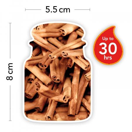 Lumanare parfumata Yankee Candle cinnamon stick Borcan mic2