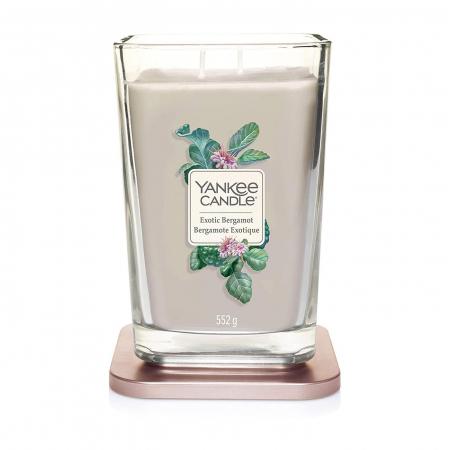 Lumanare parfumata Yankee Candle elevation collection exotic bergamot Borcan mare1