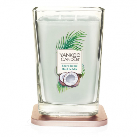 Lumanare parfumata Yankee Candle elevation collection shore breeze Borcan mare1