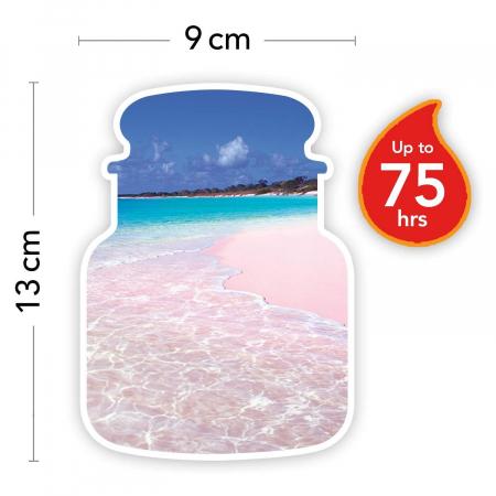 Lumanare parfumata Yankee Candle pink sands Borcan mediu2