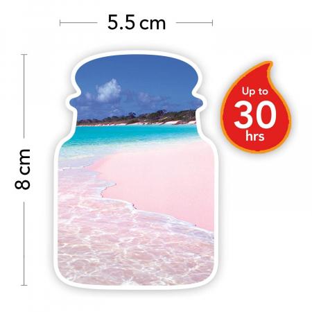 Lumanare parfumata Yankee Candle pink sands Borcan mic2