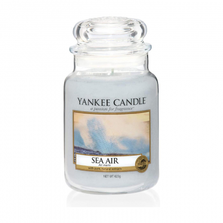 Lumanare parfumata Yankee Candle sea air Borcan mare2