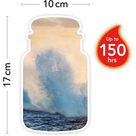 Lumanare parfumata Yankee Candle sea air Borcan mare3