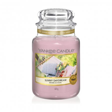 Lumanare parfumata Yankee Candle sunny daydream Borcan mare4