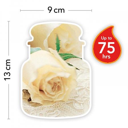 Lumanare parfumata Yankee Candle wedding day Borcan mediu2