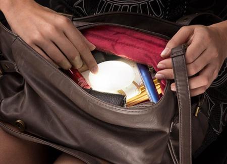 Lumina din geanta