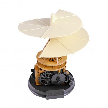 Macheta Elicopter DIY Colectia DaVinci1