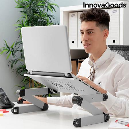 Masa laptop ajustabila Aluminiu2
