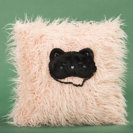 Masca de dormit Pisicuta Pufoasa0