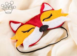 Masca de dormit Vulpe [1]
