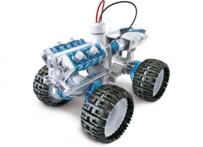 Masina 4x4 cu Motor cu apa sarata9