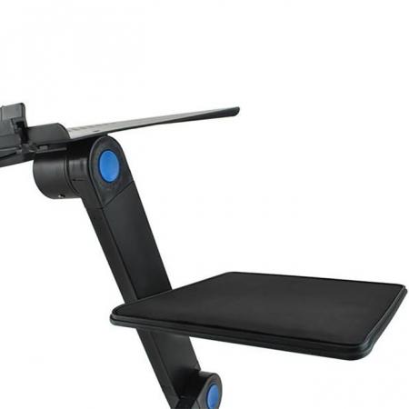 Masuta laptop cu ventilator usb si mousepad10
