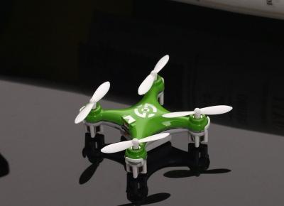 Mini Drona Cheerson CX-10 Verde [0]