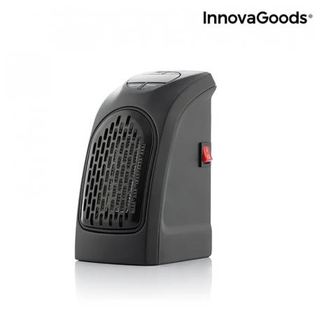 Mini radiator ceramic de priza cu termostat reglabil7