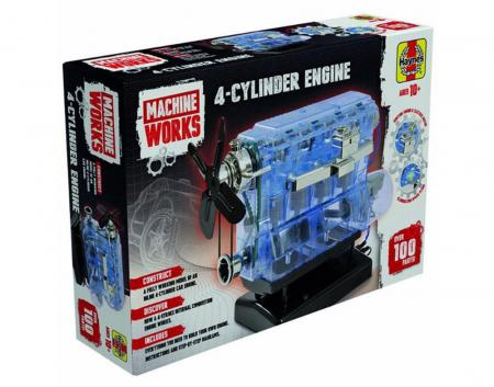 Motor cu combustie interna 4 cilindri - DYI [5]