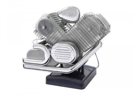 Motor de motocicleta - DIY3