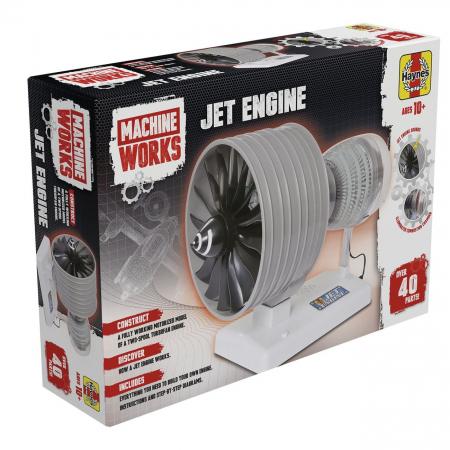 Motor Turbo Jet - DYI2