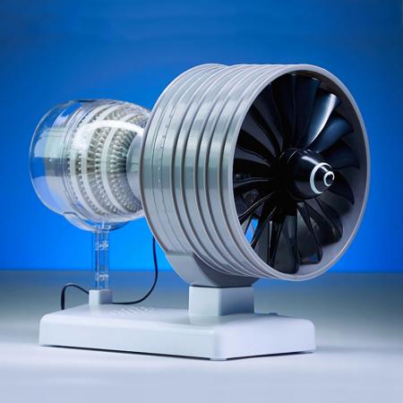 Motor Turbo Jet - DYI0