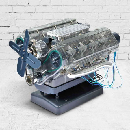 Motor V8 - DYI [0]