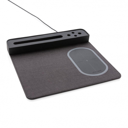 Mousepad cu incarcare wireless 5W si USB4