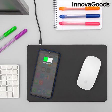 Mousepad cu incarcare wireless Padwer, 5W [4]