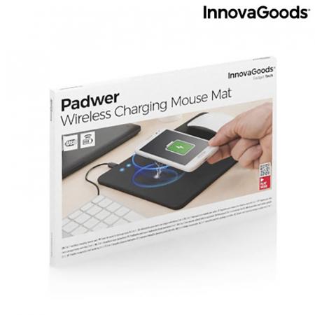 Mousepad cu incarcare wireless Padwer, 5W [8]