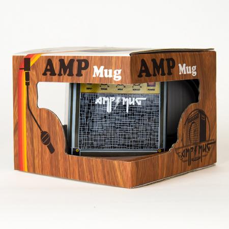 Mugrock, cana amplificator [2]