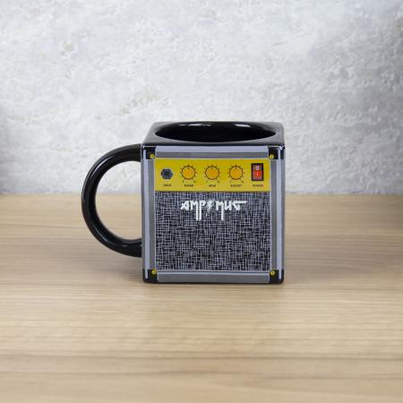 Mugrock, cana amplificator [0]