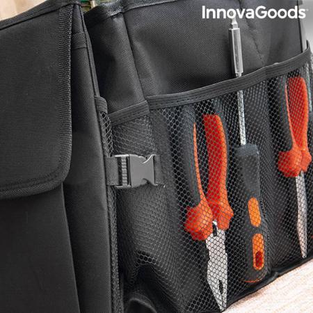 Organizator portbagaj Carry cu pop pliere2