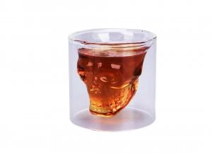 Pahar gotic cu craniu 3D [1]
