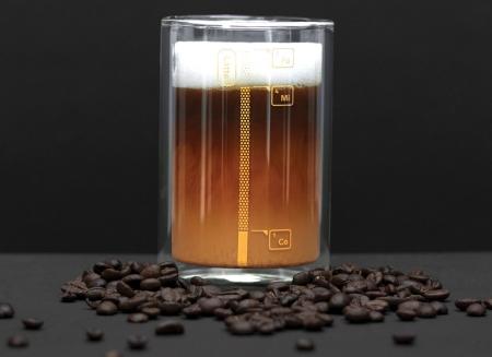 Pahar cu proportii pentru cafea0