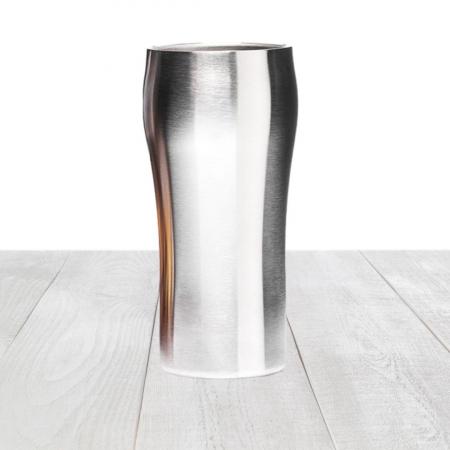 Pahar de bere cu racire Iron Chiller, 400 ml0