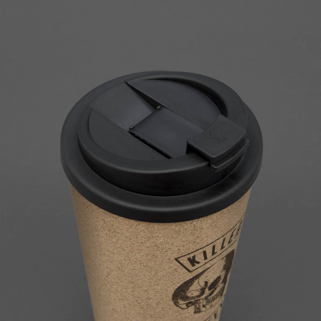 Pahar de pluta Killer Coffee4