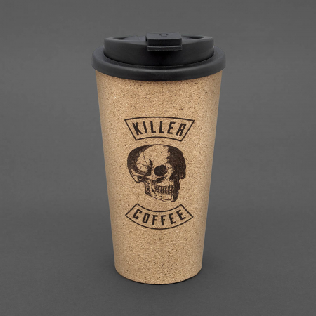 Pahar de pluta Killer Coffee3