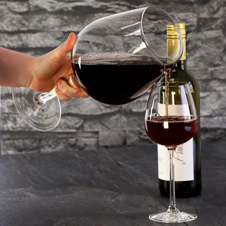 Pahar decantare vin, 1.7 litri [4]