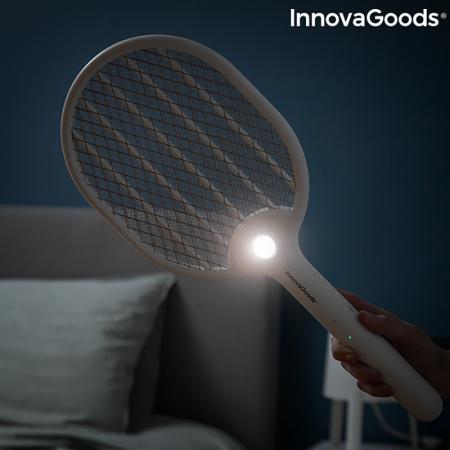 Paleta electrica anti insecte, Rackill LED2