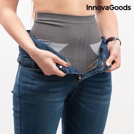 Pantaloni modelatori pentru slabit,  Talie de viespe2